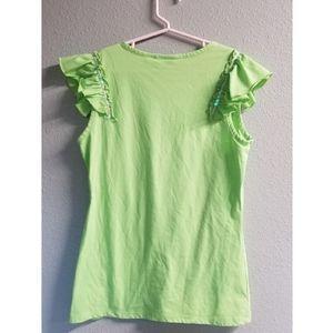 Cato Shirts & Tops - Cato Girl's Cap Sleeve Shirt
